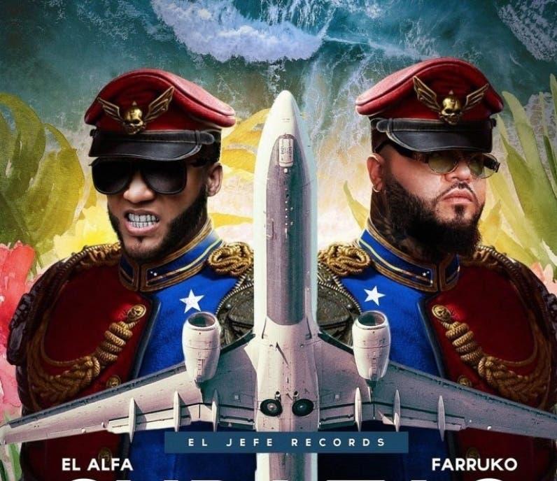 """El Alfa y Farruko hacen historia  con """"Curazao"""""""