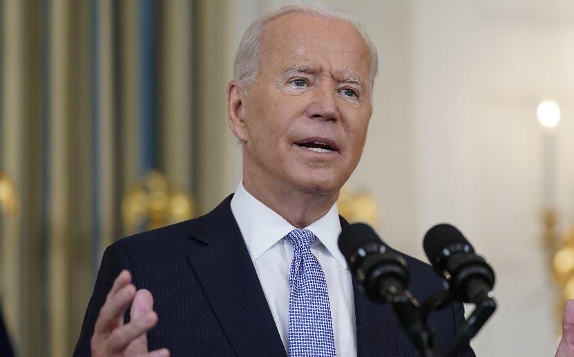 Congreso evita cierre  gobierno de Joe Biden
