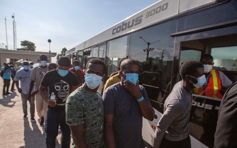 Estados Unidos expulsa en 13 días al triple de haitianos que en los últimos 7 meses