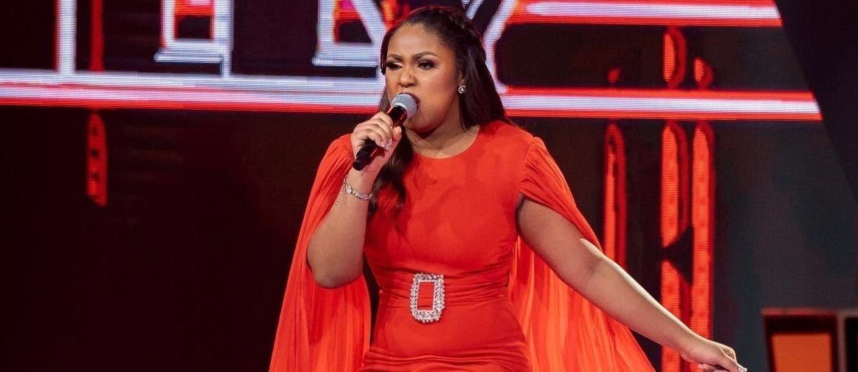 Liz Mena, talento que  puso su sello en The Voice Dominicana