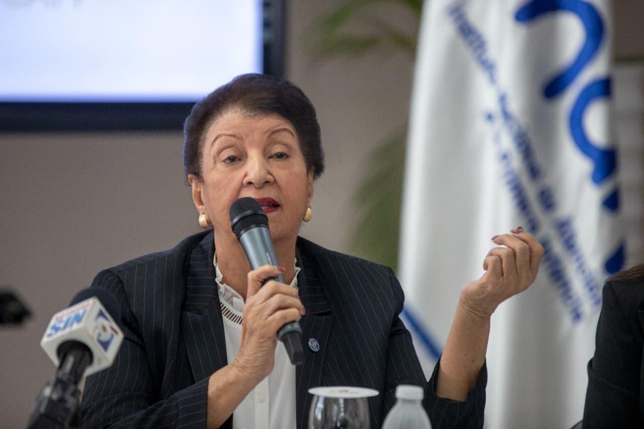 Directora del Inaipi anuncia están listos para la apertura de servicios 2021-2022