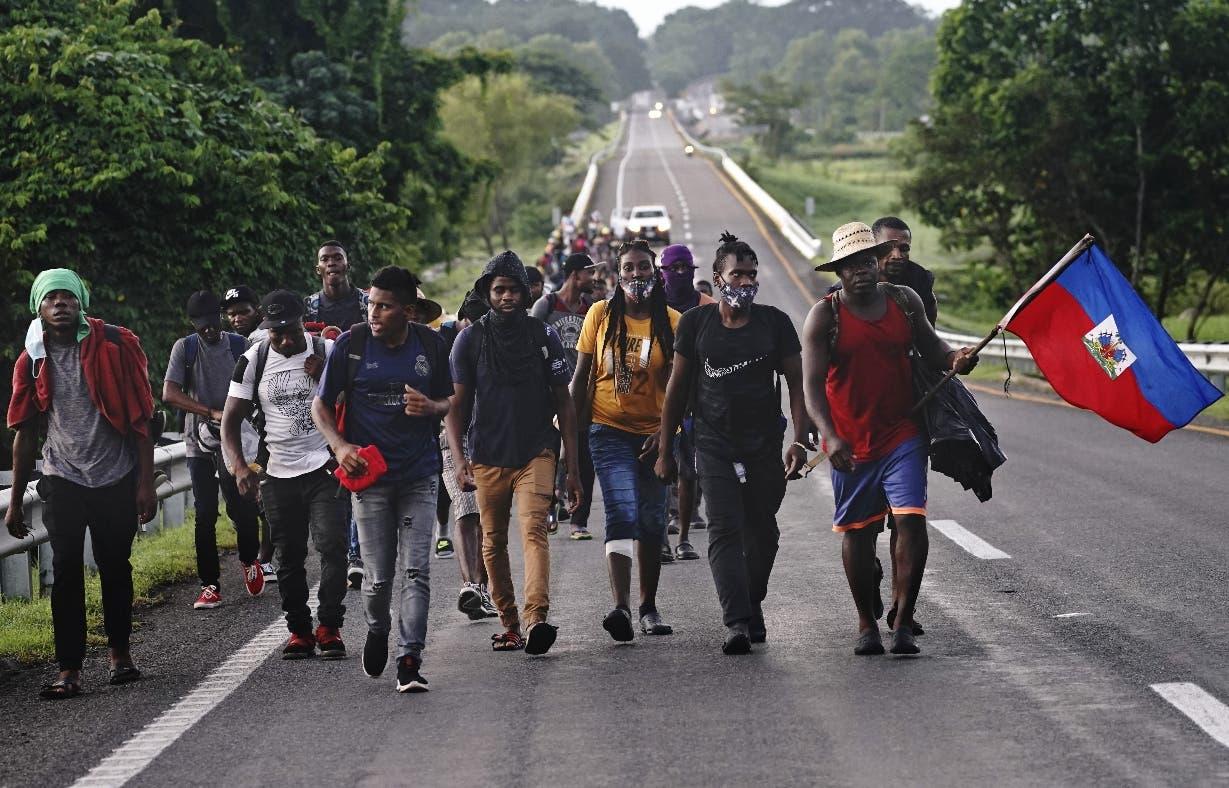 México tiene plan contra ola migrantes ilegales
