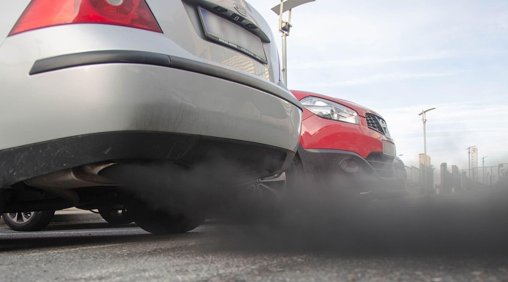 Calidad del aire se mide a través de contaminantes