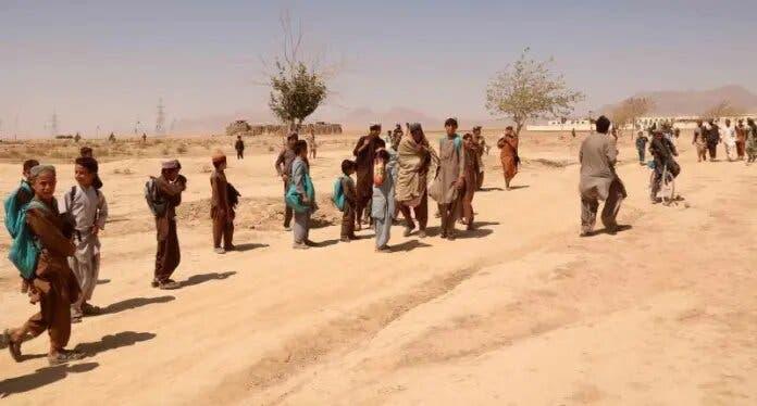 """La FAO pide 36 millones de dólares de ayuda """"urgente"""" para Afganistán"""