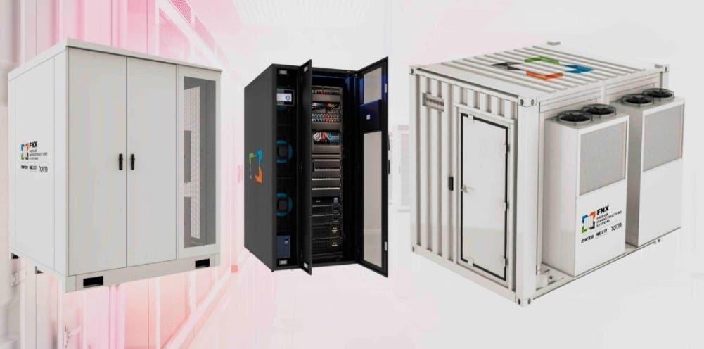 Centros de datos prefabricados
