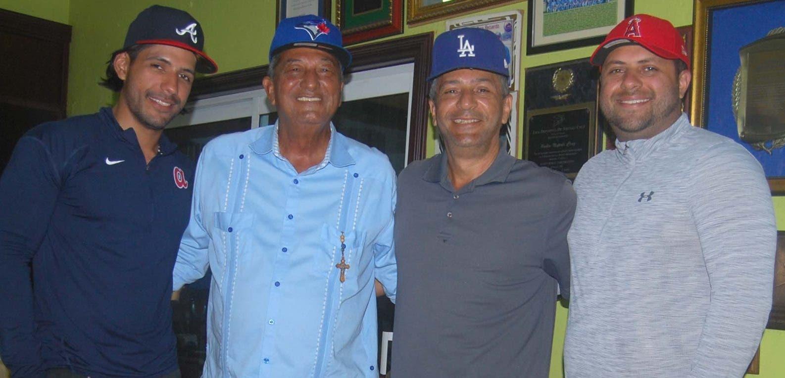 Hijo  y nietos fortalecen los genes del béisbol en la familia Neftalí Cruz