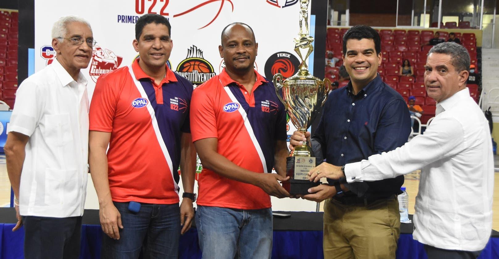 Wellington Arnaud loa importancia  Liga Desarrollo Básket