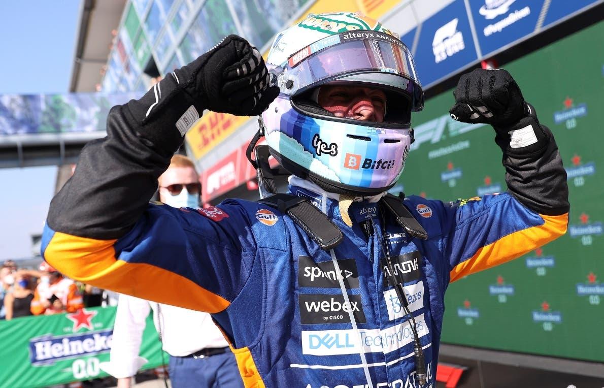 Daniel Ricciardo,  sorpresa  Gran Premio Italia