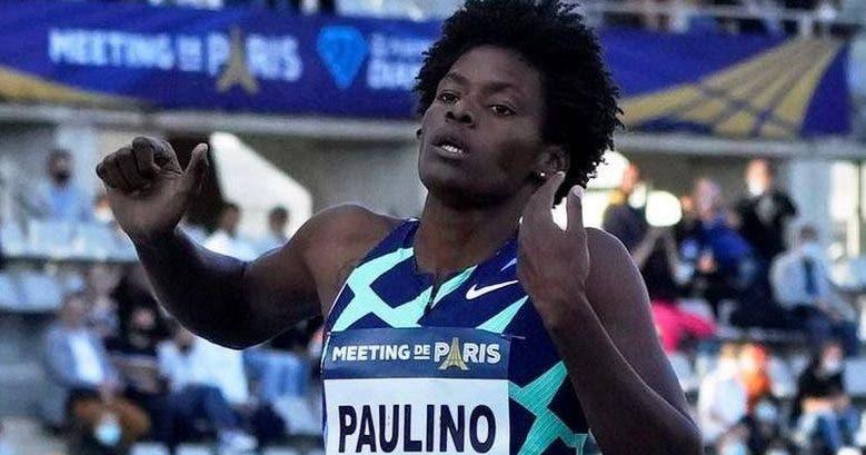 Marileidy Paulino gana plata en la Liga Diamante de Zurich