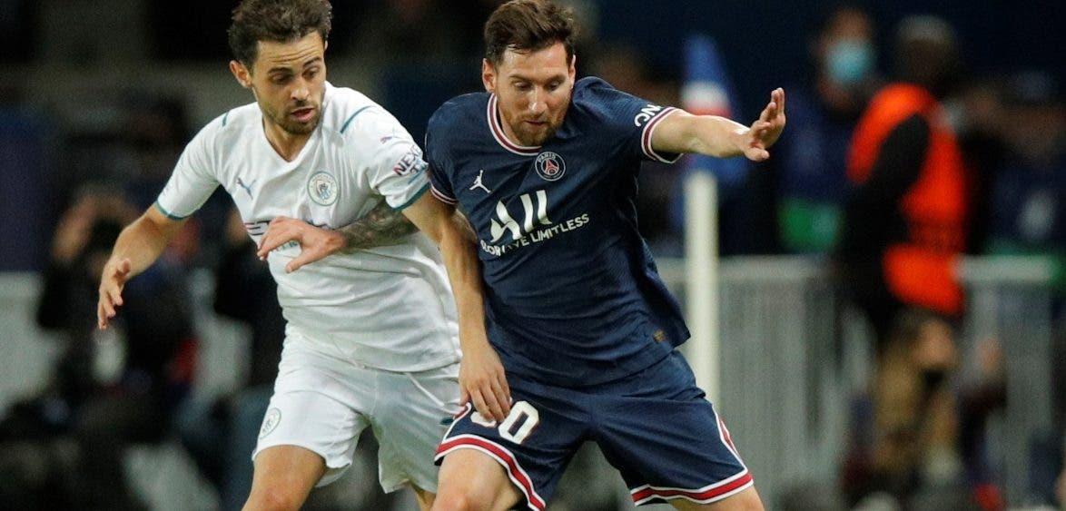Lionel Messi remata triunfo del PSG ante el City