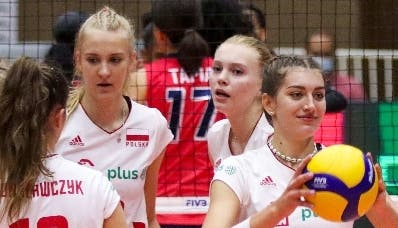 Polonia derrota a RD 3-0 en el mundial U-18