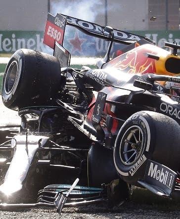 F1 preocupada por choques entre Hamilton y Verstappen