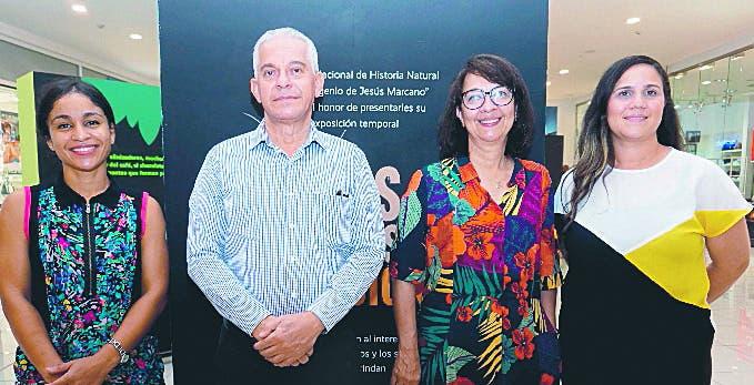 Museo Natural traslada su exhibición a Galería 360