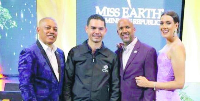 Nieves Marcano se corona nueva Miss Tierra RD 2021