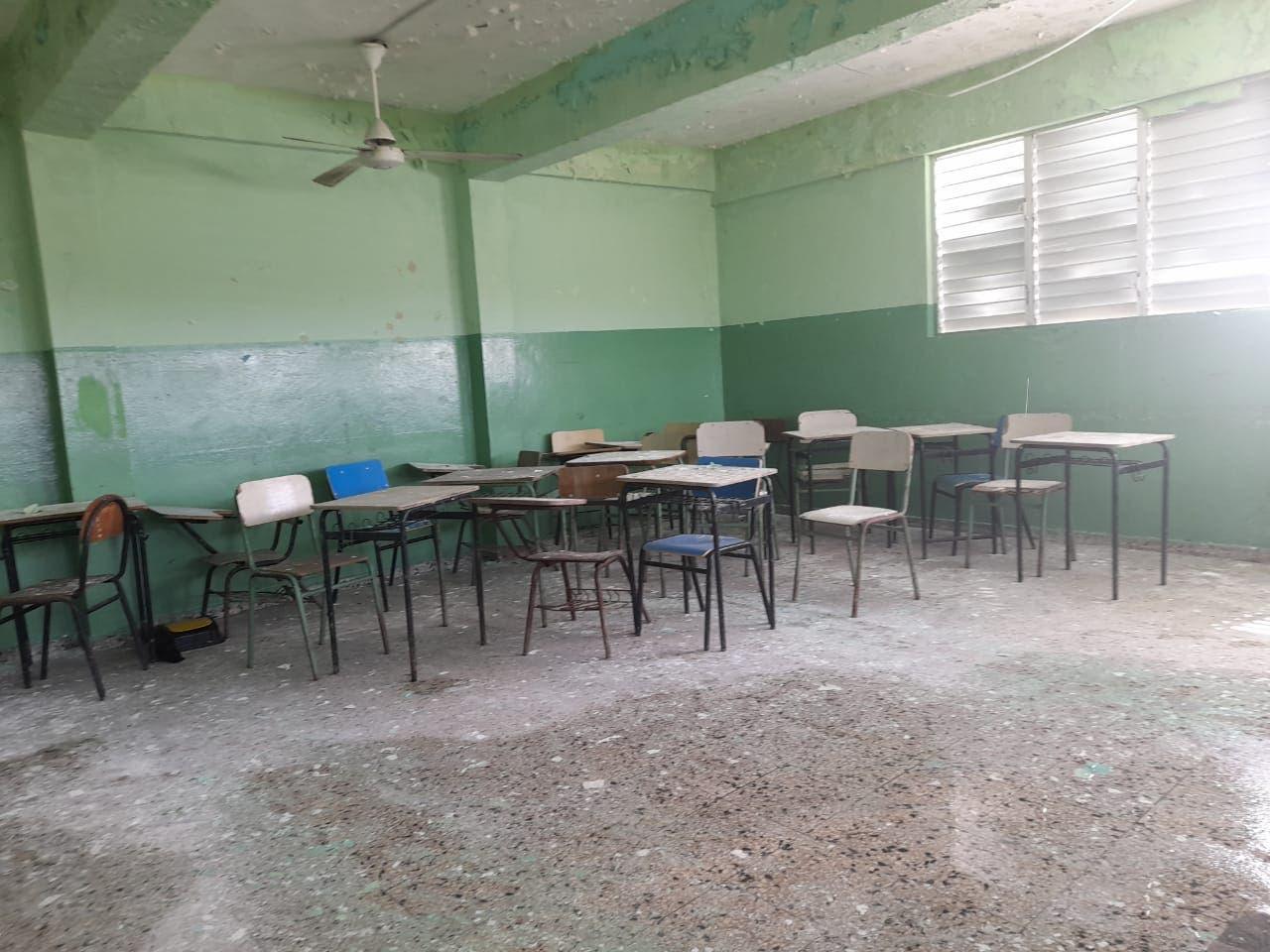 Escuela de Cristo Rey no iniciará año escolar por mal estado de infraestructura