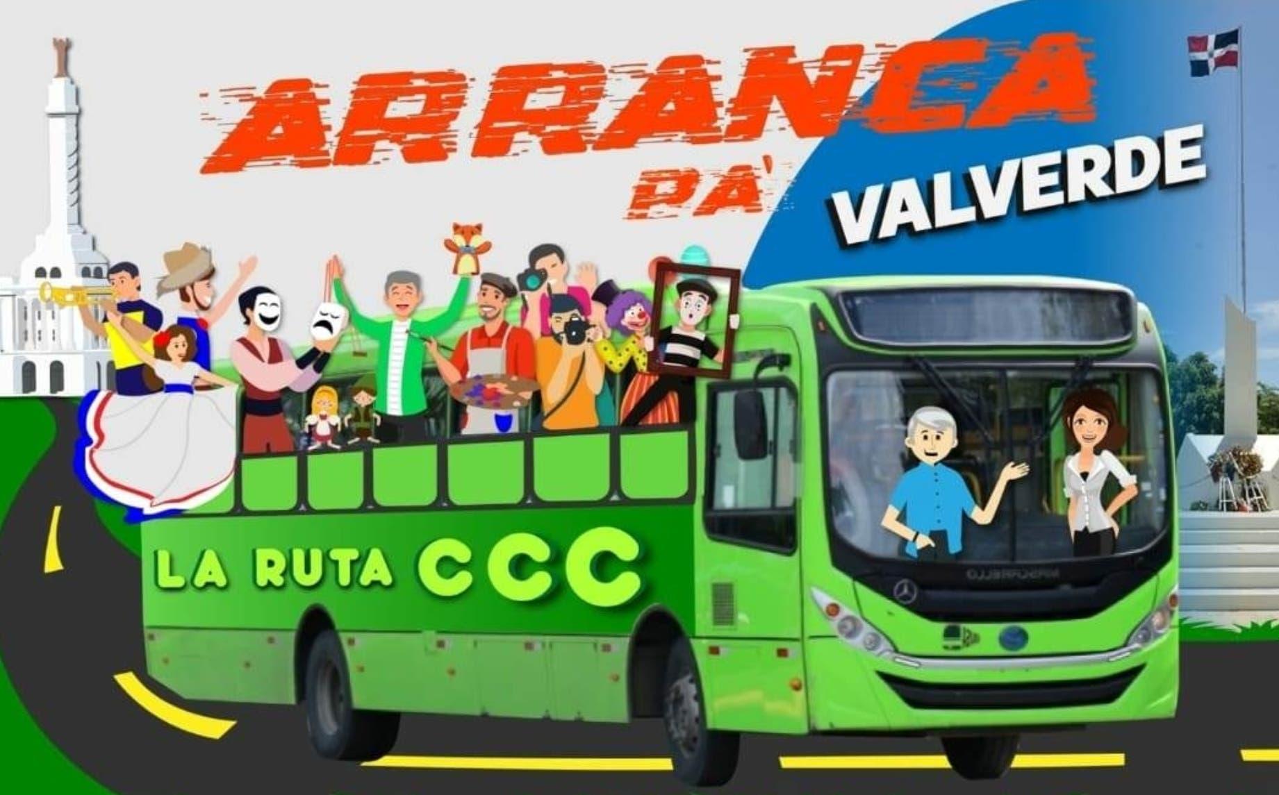 Caravana Cultural del Cibao recorre provincias llevando alegría a gente