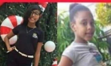 Policía Nacional localiza dos niñas reportadas desaparecidas