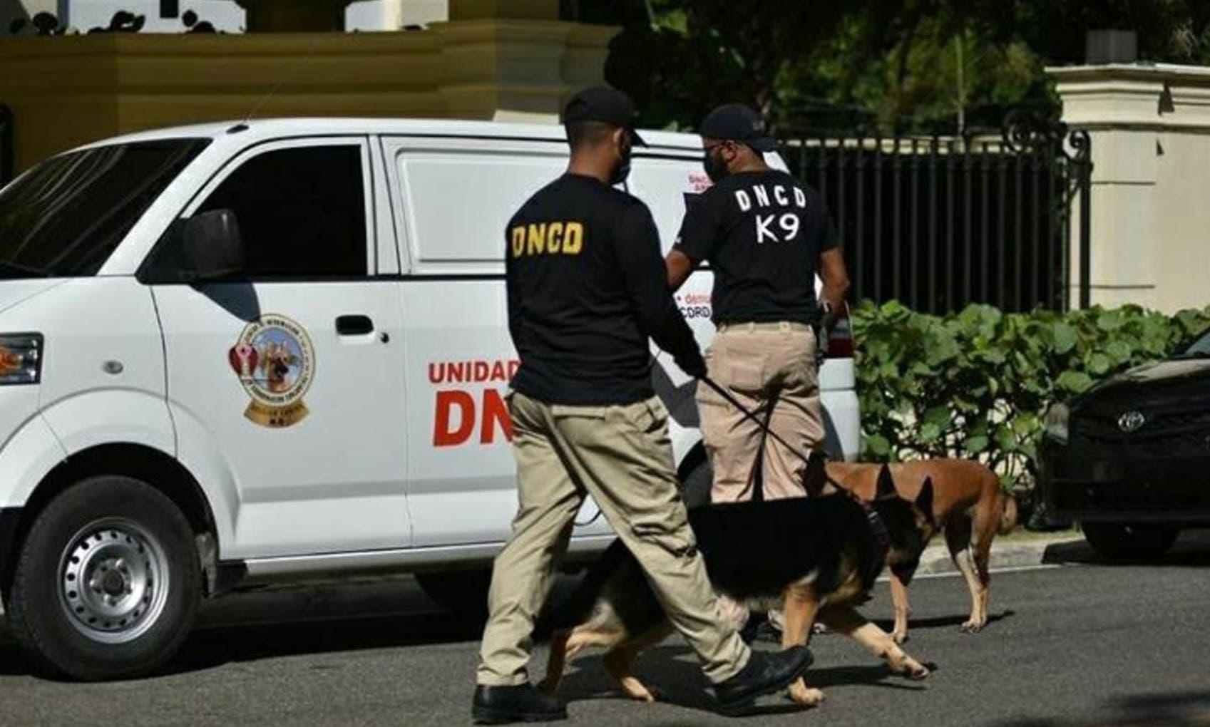 Tres apresados en Operación Falcón pedidos en extradición por EE. UU.
