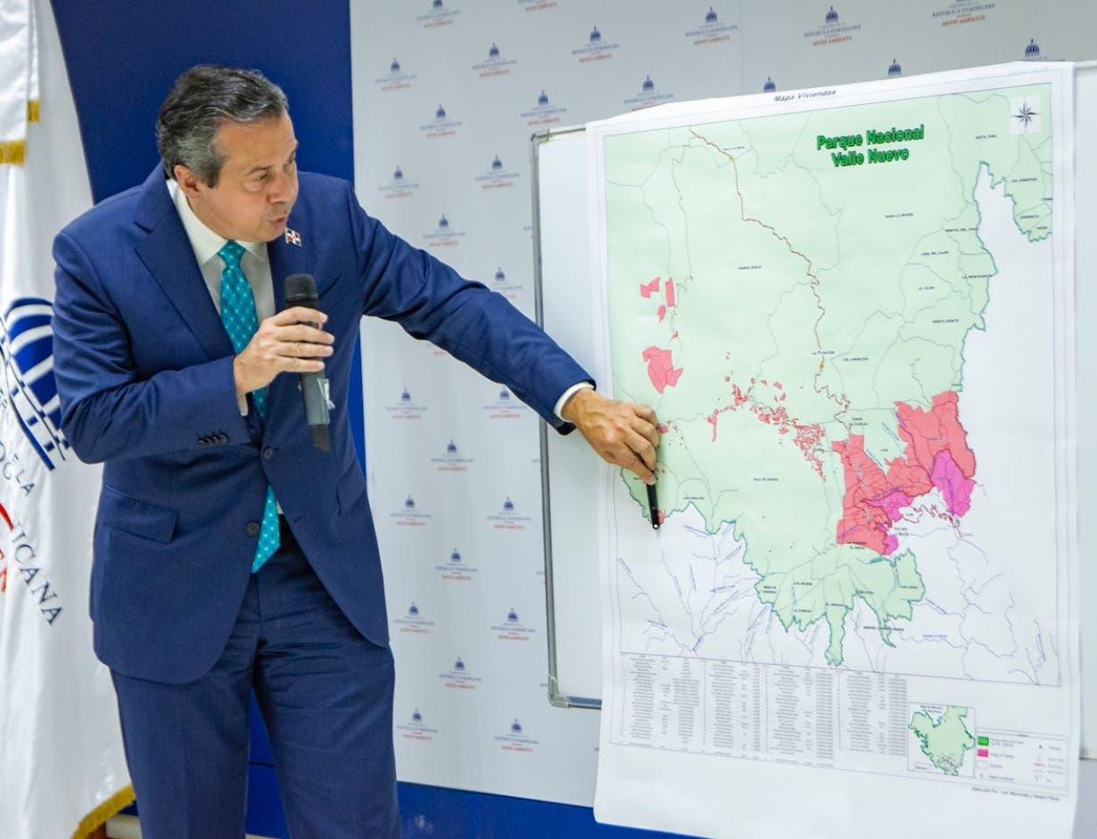 Medio Ambiente asume control de Valle Nuevo