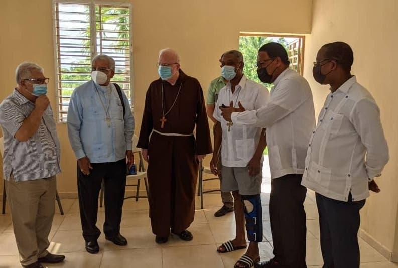 Cardenal Boston visita RD, Haití y Cuba en misión
