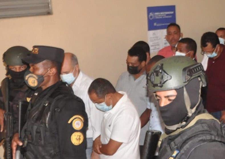 Hoy coerción a grupo acusados caso Falcón