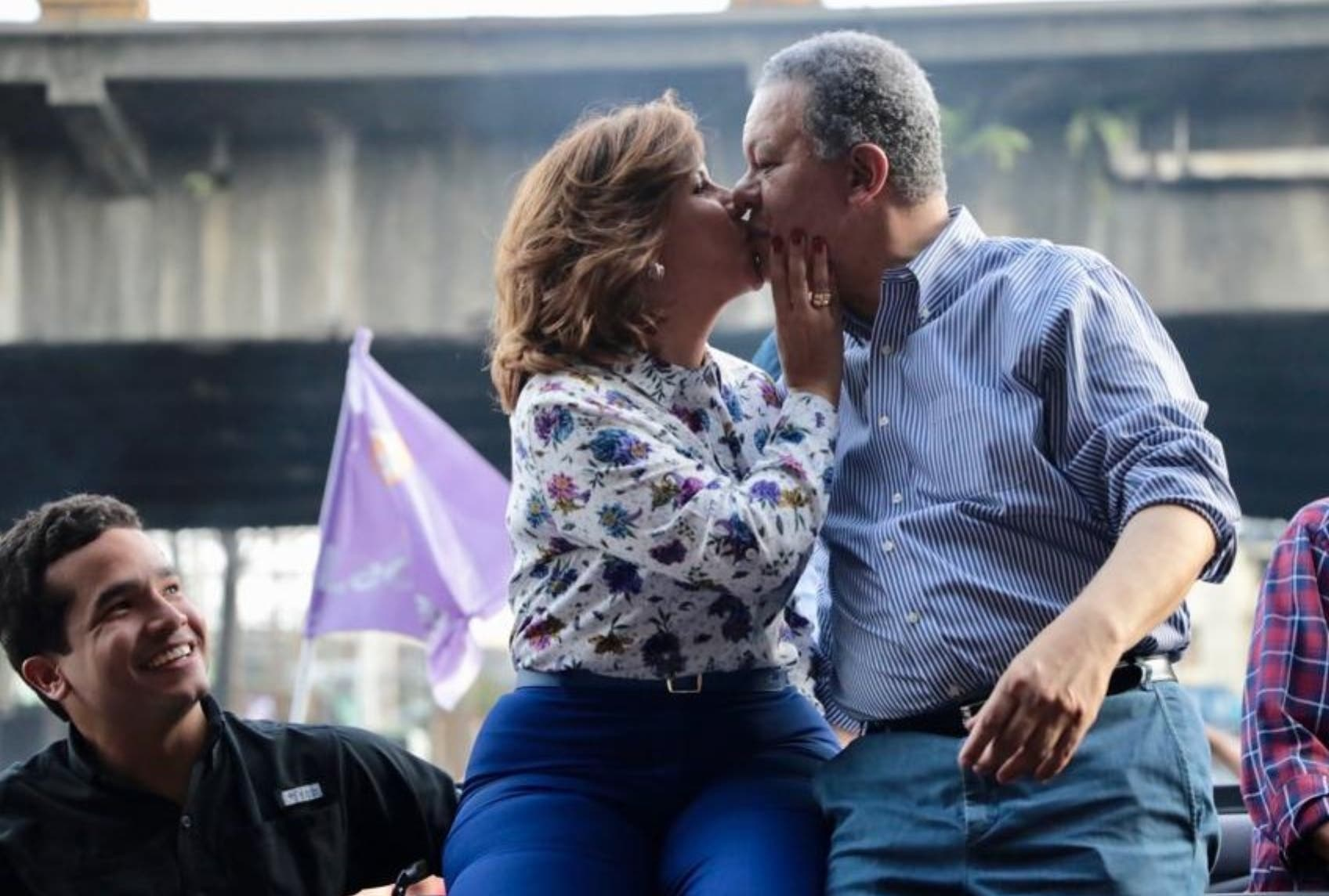Margarita y Leonel sellan su divorcio político
