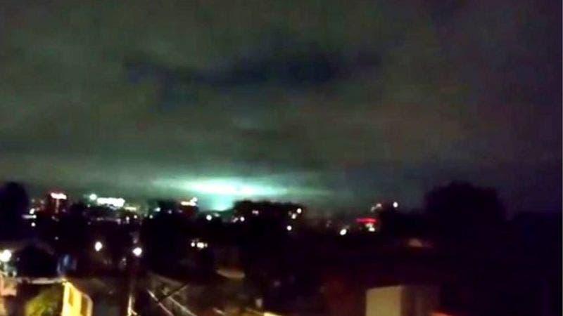 ¿Qué son los misteriosos destellos de luz que aparecieron en el cielo de México durante el terremoto?
