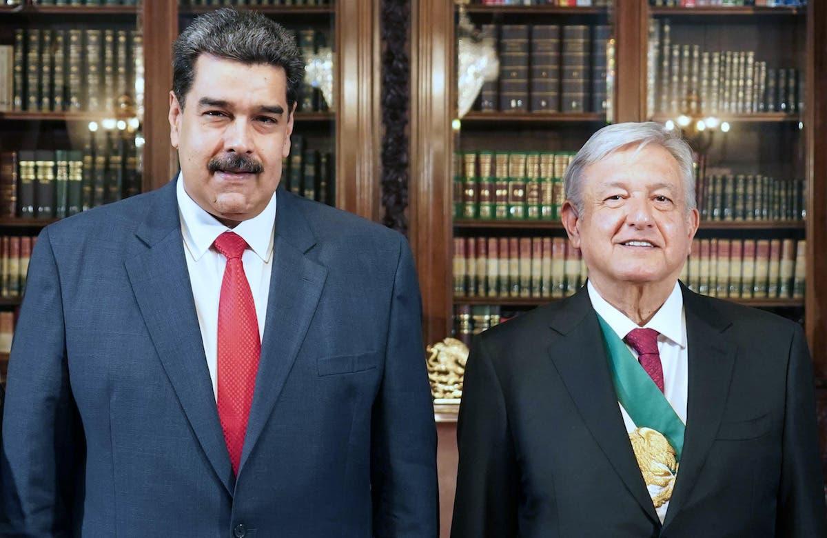 Senadores de EEUU: AMLO debió extraditar a Maduro
