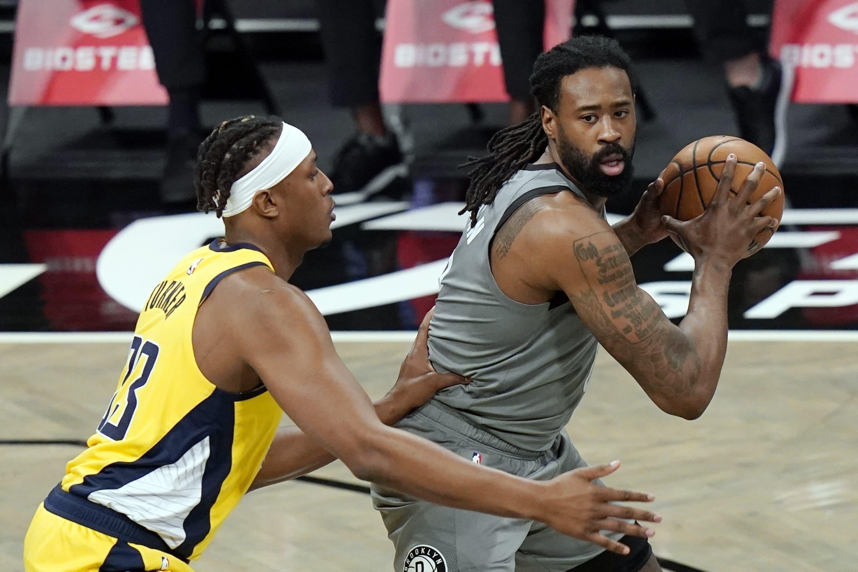 Lakers contratan al veterano pívot DeAndre Jordan