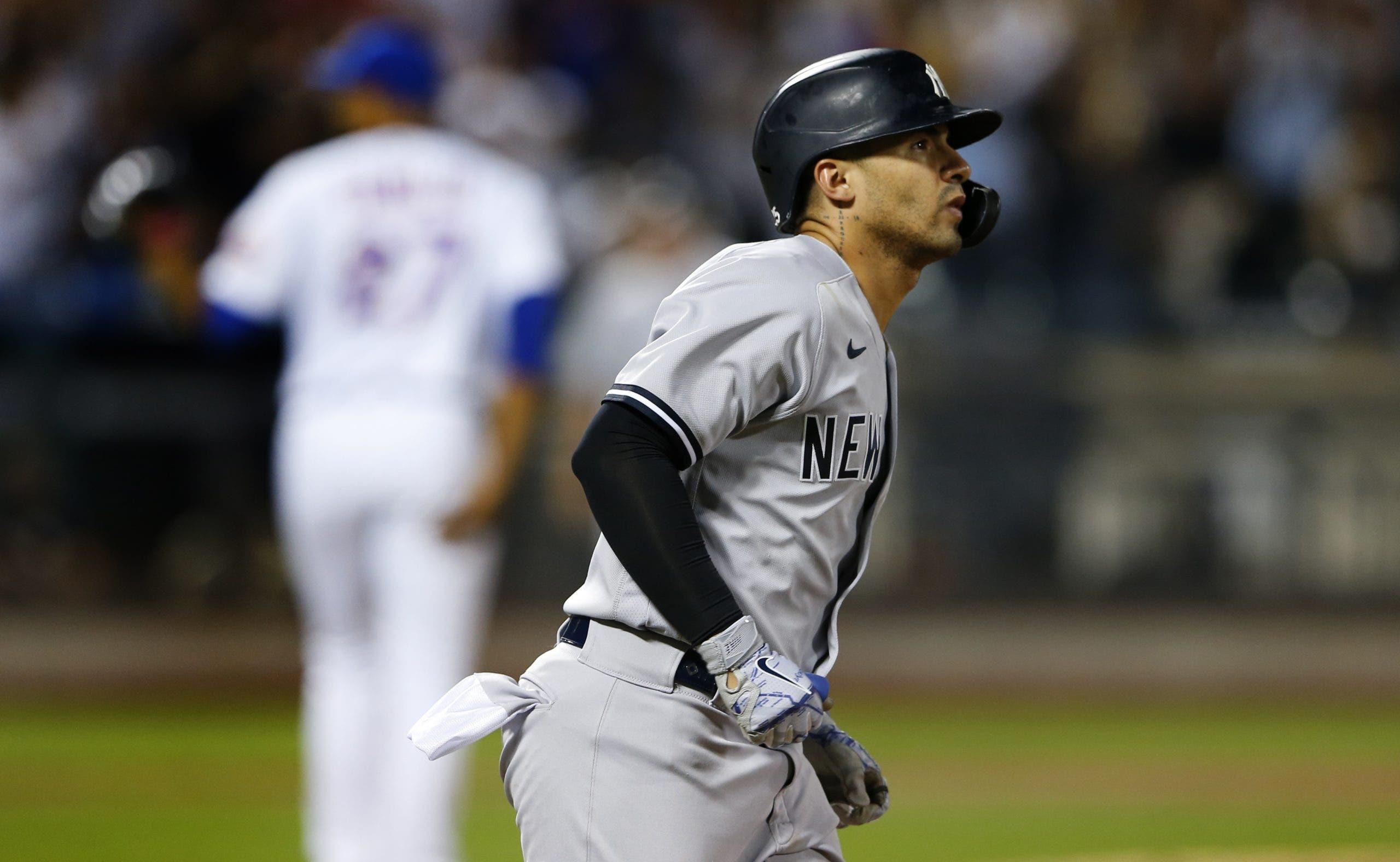 El venezolano Gleyber Torres vuelve a la segunda base con los Yanquis
