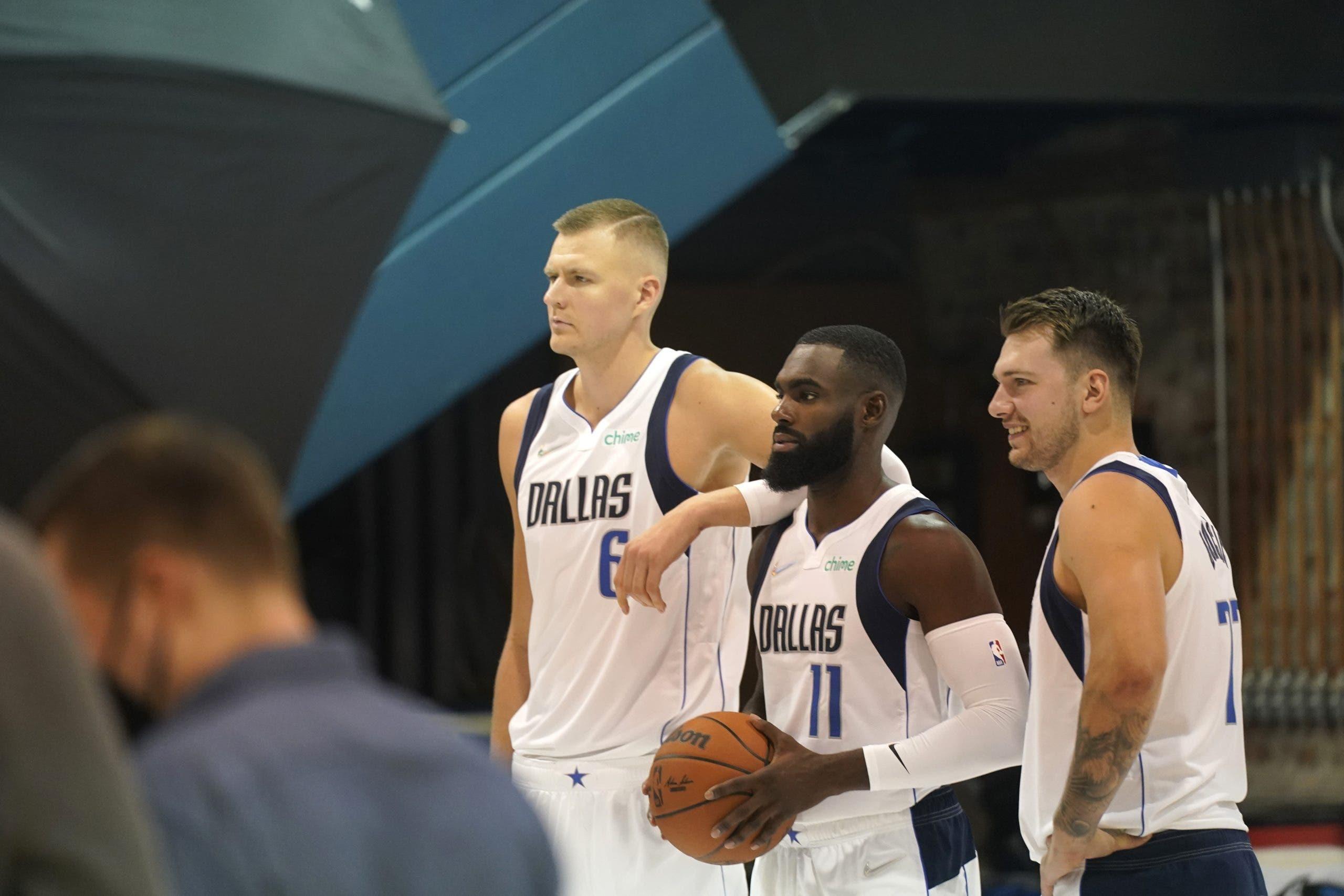 El COVID-19 y las vacunas dominan el día de medios de la NBA