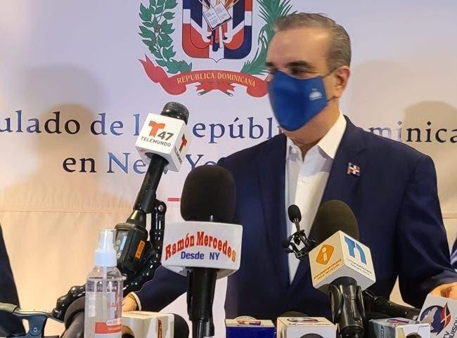 Presidente Abinader anuncia medidas beneficiarán comunidad dominicana exterior