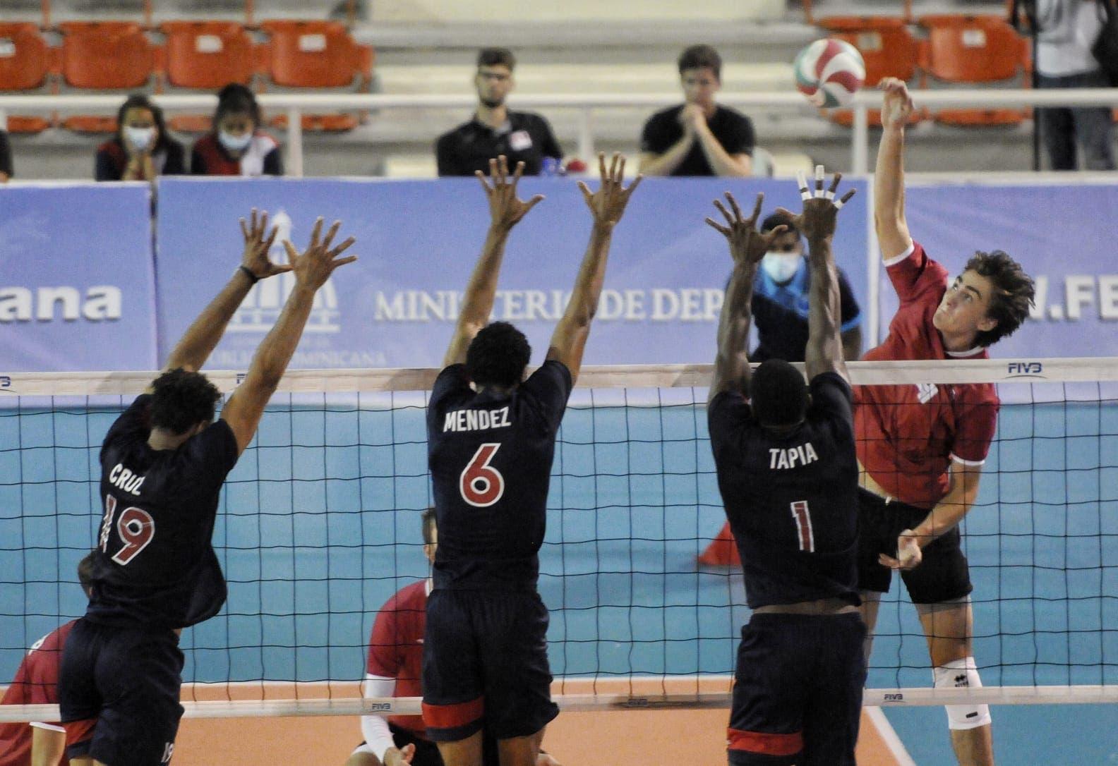 Canadá derrota a RD y disputará medalla de oro contra México