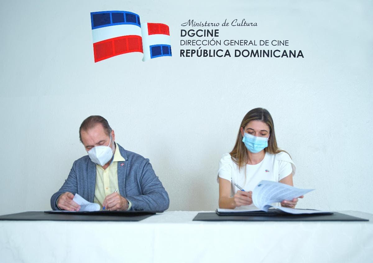 DGCINE y Bellas Artes firman convenio interinstitucional
