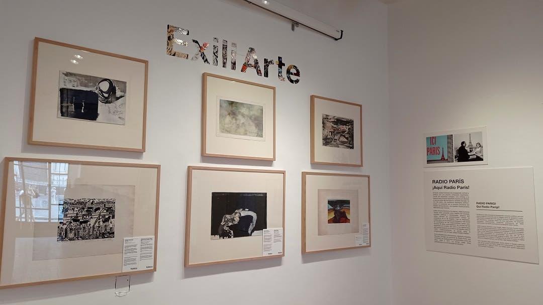 Roma acoge el homenaje a Rafael Alberti del arte español contra el franquismo