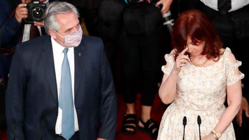Argentina: el duro cruce de mensajes entre Alberto y Cristina Fernández