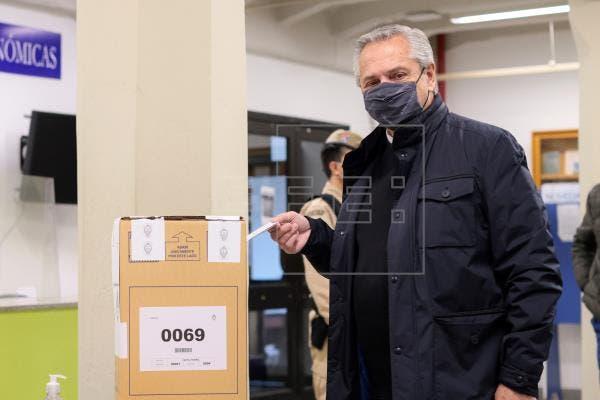 Argentina celebró las primarias en pandemia, primer test electoral para Fernández