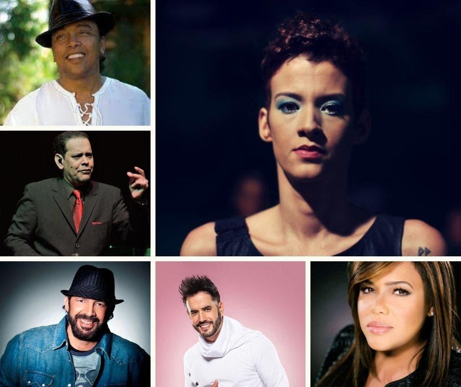 Dominicanos copan lista de nominaciones Latin Grammy