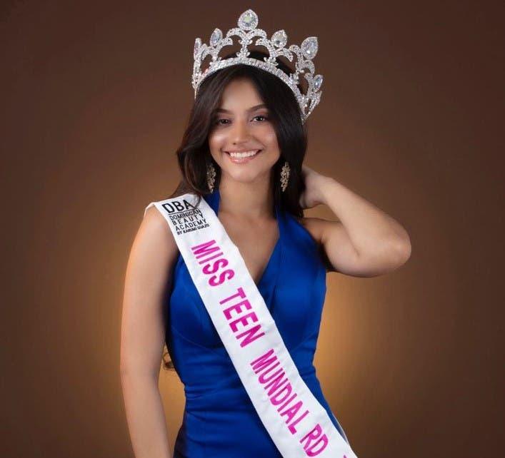 La modelo Camila Polanco representará al país en Miss Teen Mundial