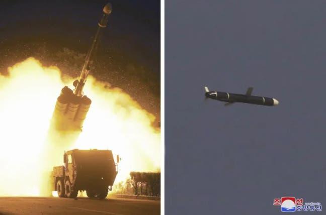 Las Coreas hacen pruebas de misiles en aumento de tensiones