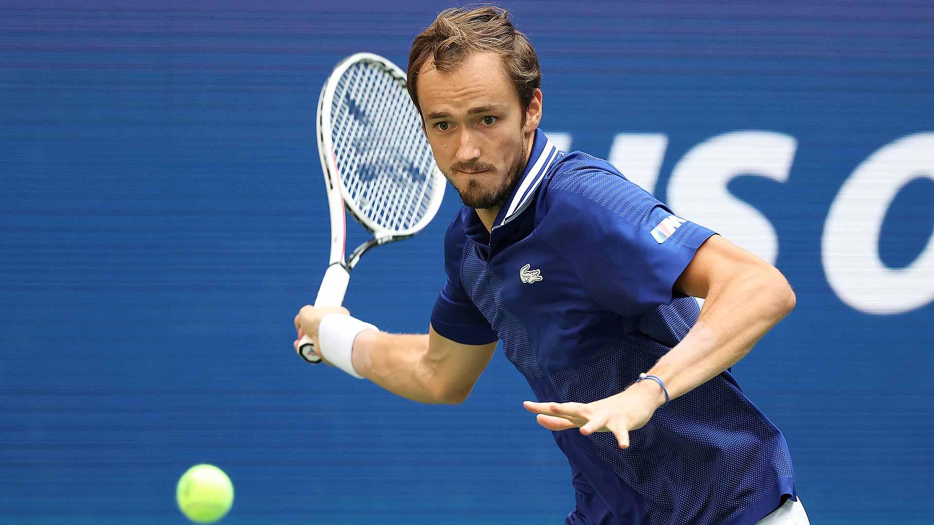 Daniil Medvedev derrota a Djokovic, Abierto EU