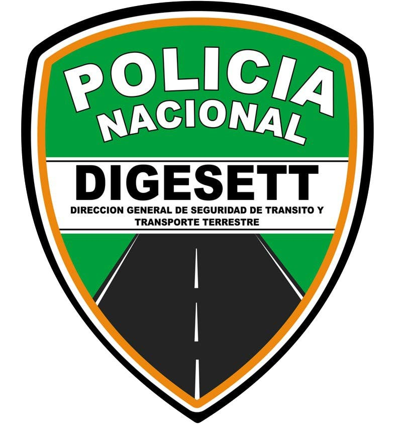 DIGESETT realiza pesquisa accidente en la Lincoln en coordinación con Ministerio Público