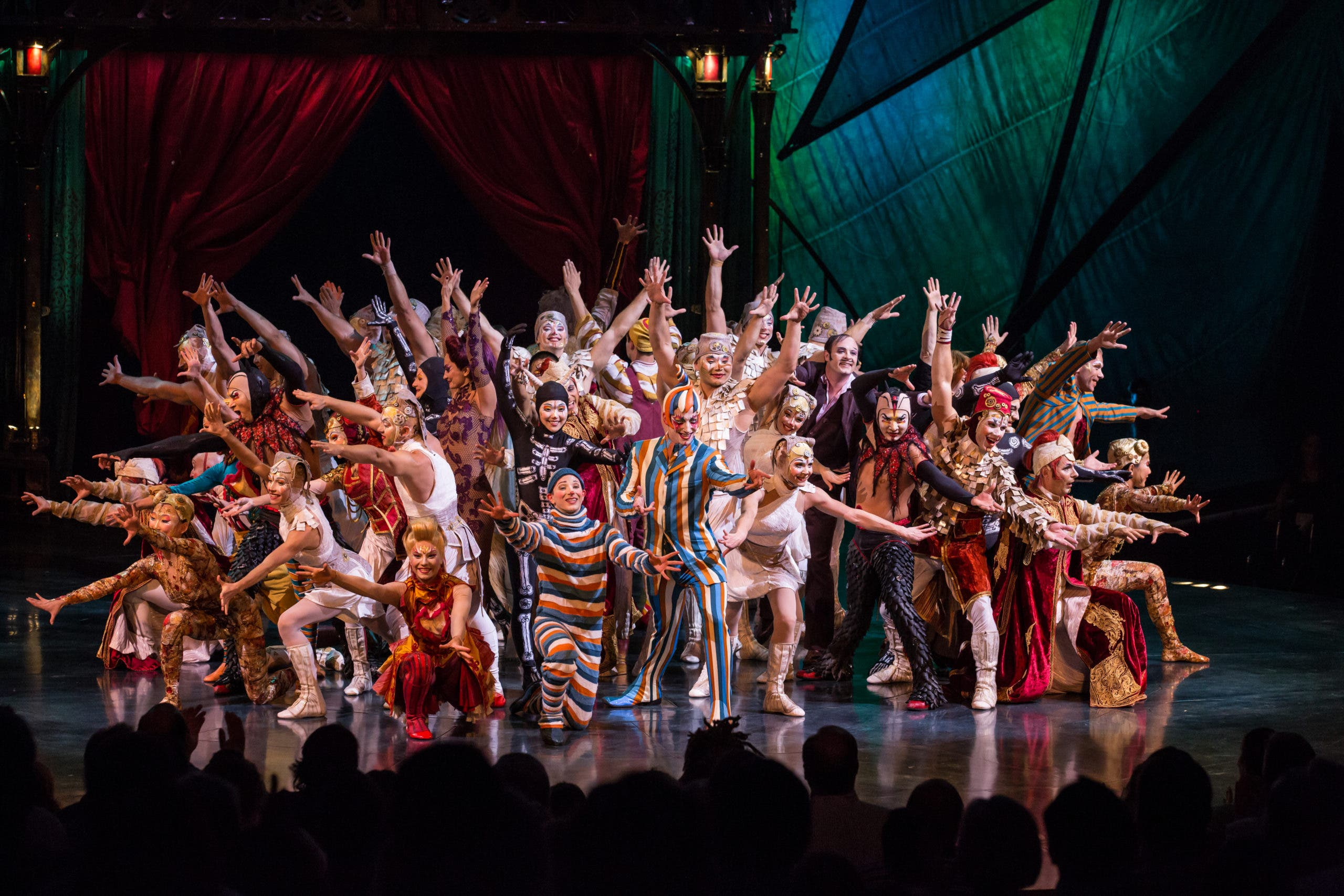 Cirque du Soleil se mudará por tres meses en Punta Cana y tendrá 70 funciones