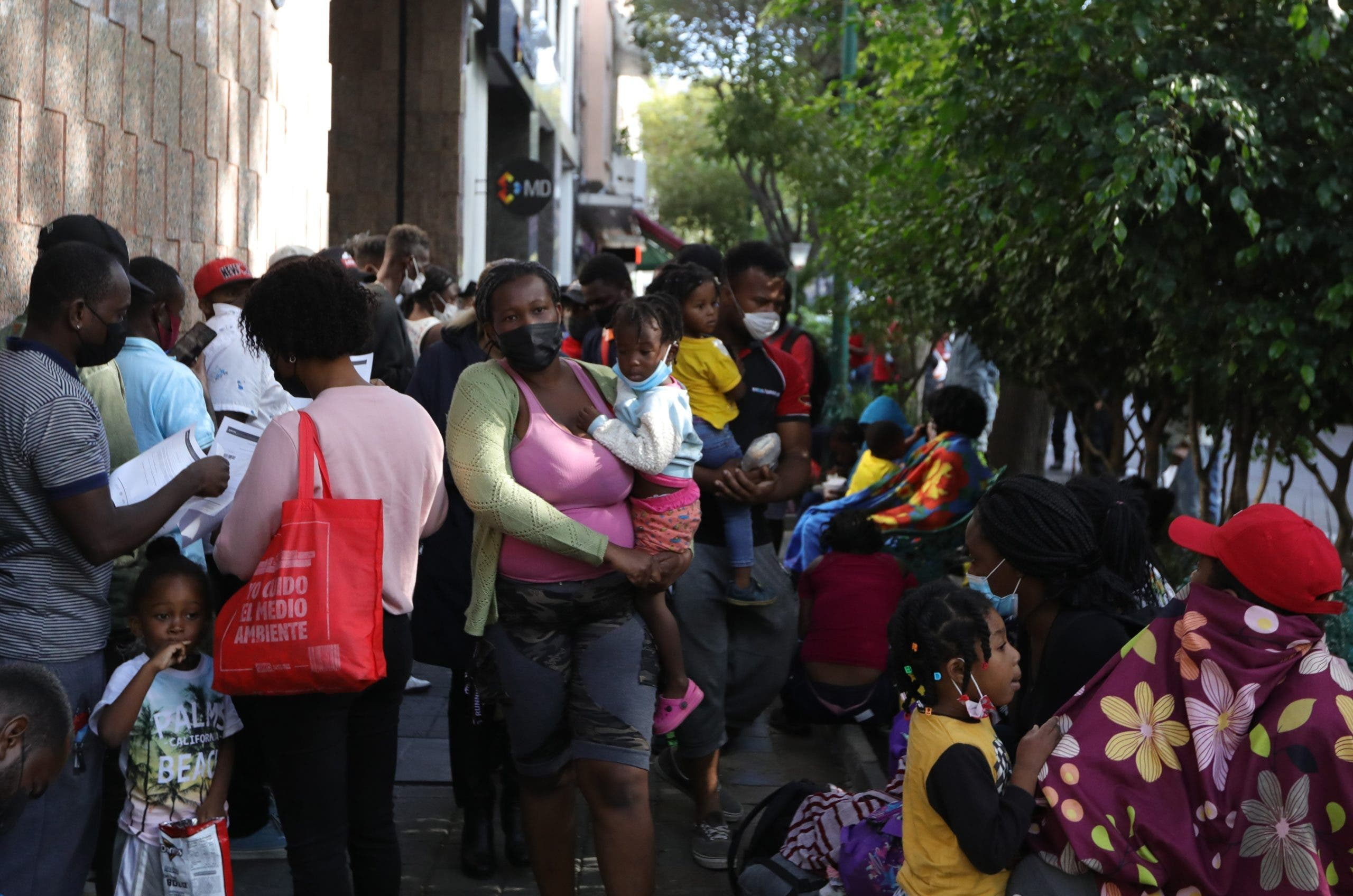 Contingente de 71 haitianos llega a territorio puertorriqueño de Isla Mona