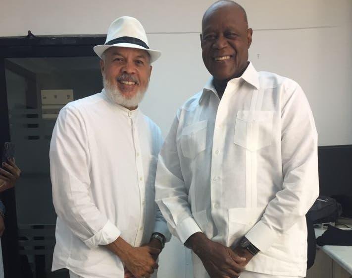 Enrique Féliz y Johnny Ventura, unidos por un merengue que no se había estrenado