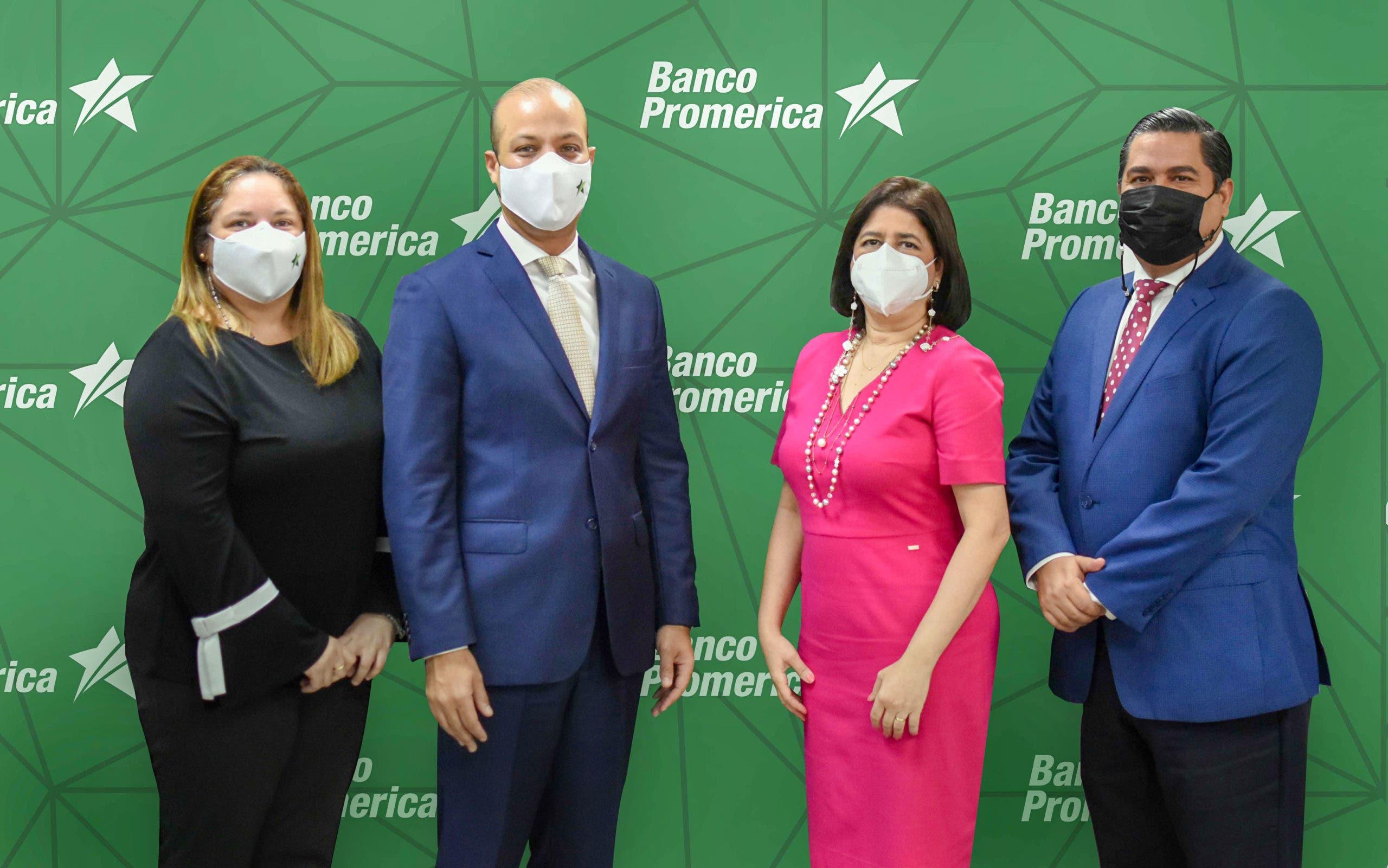 Banco Promerica amplía opciones de pago para clientes empresariales mediante 600 estafetas de Pagatodo