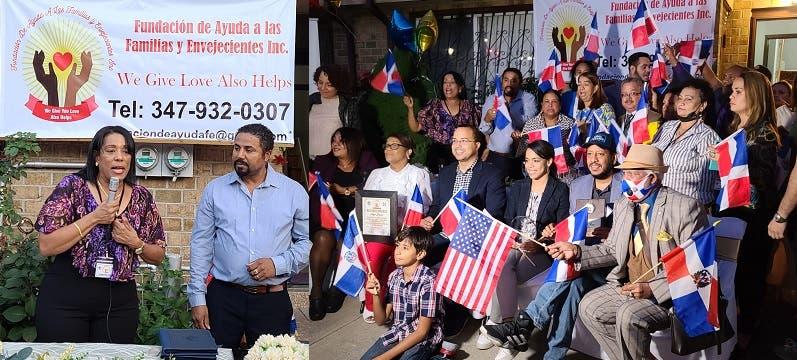 """Fundación """"Ayuda a Familias Envejecientes"""" en El Bronx efectúa encuentro comunitario"""