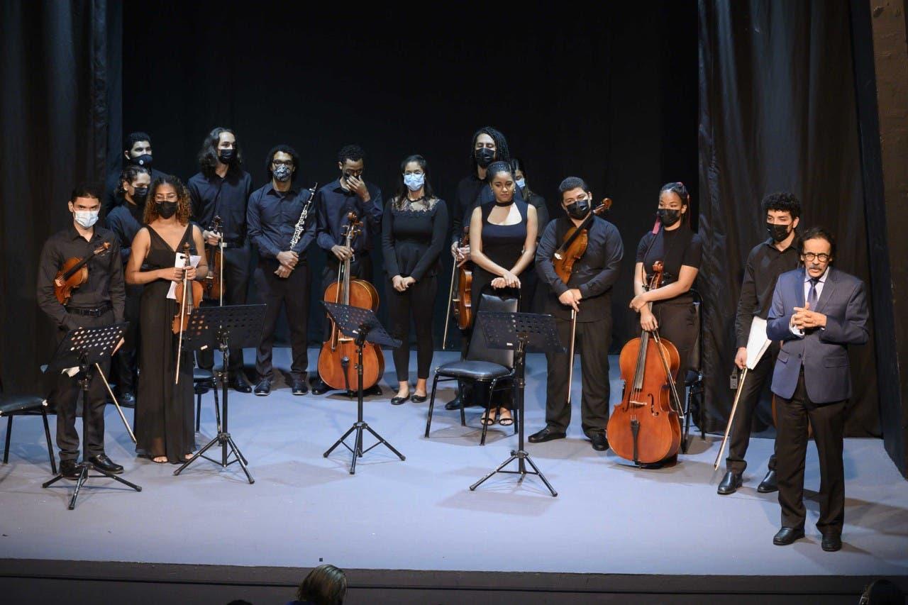 Temporada de conciertos de cámara continúan en el Teatro Nacional
