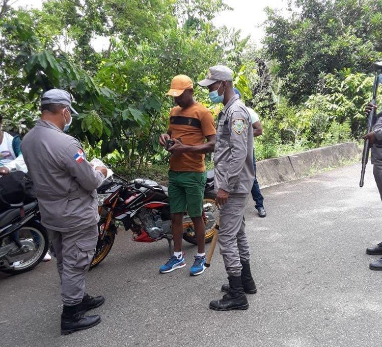 Policía recupera 1,032 motocicletas reportadas como robadas mediante asaltos