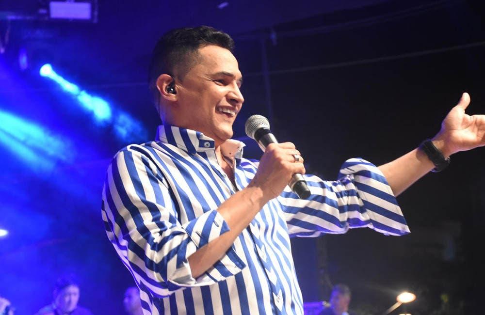 Colombiano Jorge Celedón cantará por primera vez en el país